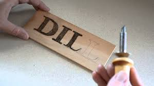 wood for wood burning wood burning 101 pyrography letters signs for the garden