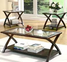glass coffee table set of 3 3 piece ottoman sets coffee ottoman coffee table glass coffee table