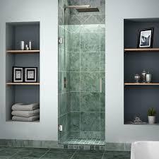 bathroom dreamline shower doors menards corner shower