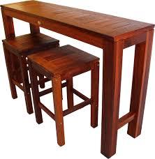 Outdoor Bar Table And Stools Kwila Hayman Bar Tables Daydream Leisure Furniture