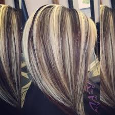 hi low lites hair high contrast highlight and lowlights hair colors ideas