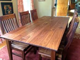 refinish dining room table dining room sets lafayette in gibson furniture maple set used