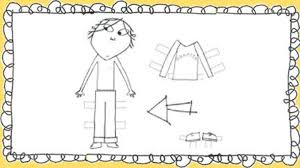 paper dolls cbeebies bbc