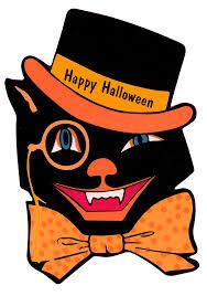 vintage happy halloween clipart u2013 fun for halloween
