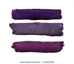 shades of dark purple three stripes painted watercolors shades dark stock illustration