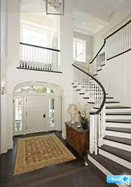 harrison ford la house foyer and staircase hooked on houses