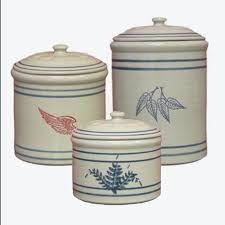 blue kitchen canister sets kenangorgun com
