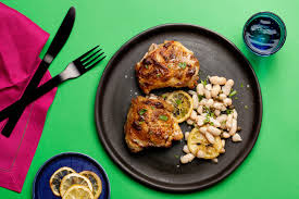 kitchn roast chicken perfect pan roasted chicken thighs recipe epicurious com