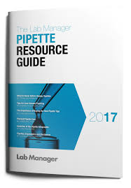 resource guide pipette resource guide lab manager