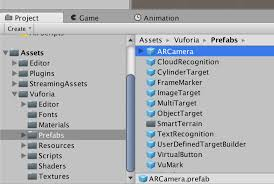 android studio vuforia tutorial introduction to vuforia on unity for creating augmented reality