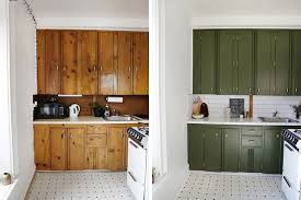 kitchen makeovers with cabinets 200 renter friendly kitchen makeover the merrythought