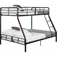Amazoncom Twin Over Full Bunk Bed Kids Teens Bedroom Dorm - Full and twin bunk bed