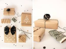 brown paper wrapping 19 creative ways to wrap with brown paper s grapevine