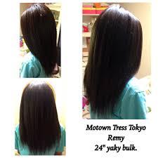 motown tress tokyo remy straight hair crochet braids this hair is