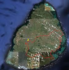 Satellite Maps 2015 Satellite Map Of Mauritius Mauritian Life