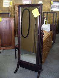 Large Jewelry Armoire Furniture Wall Mounted Wooden Mirror Jewelry Armoire For Stunning