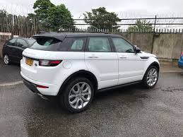 range rover white 2017 in review range rover evoque td4 hse dynamic