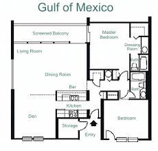 floor layout condo floor plan