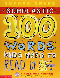 2nd grade books to read 100 words need to read by 2nd grade workbook