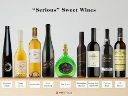 long lake sweet red table wine 9 serious sweet wines you must try wine folly