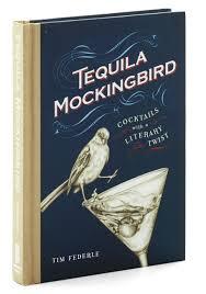 cocktail recipes book tequila mockingbird tequila cocktail recipes and book clubs