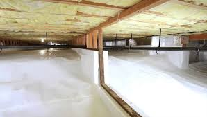 the cleanspace crawl space vapor barrier system terrafirma
