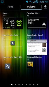 android add widgets home screen on your android