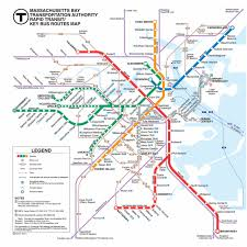 Boston Red Line Map by Pedals And Paddles Worldwide Choo Choo Sacramento To Boston