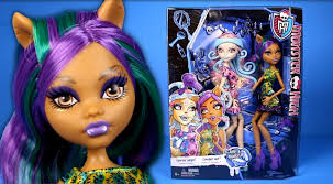 new monster high dolls 2016 video scare makeup kmart exclusive 2 doll set unboxing collection