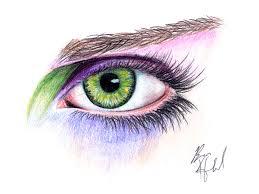eye wallpaper by purerandomness on deviantart