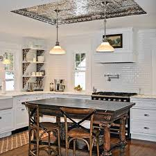 kitchen ceiling ideas readers clever upgrade ideas that wowed us iv tin ceilings