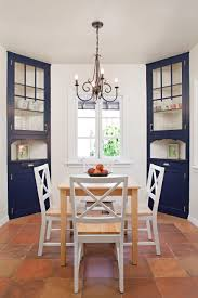 eclectic dining rooms decorating eclectic dining room with spanish tile flooring and