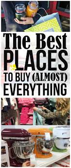 the best places to buy almost everything rock bottom coupons