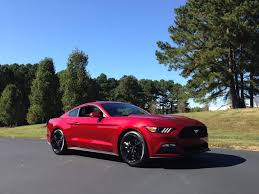 2015 mustang ruby the wheel the 2015 ford mustang ecoboost