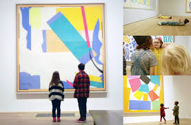 Looking For A Artist Looking At Matisse