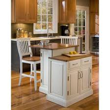 White Kitchen Island With Stainless Steel Top Kitchen Home Styles Monarch Black Kitchen Island With Seating 5009