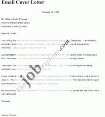 how to write cover letter email image collections format