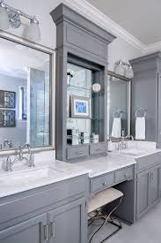 White Bathroom Cabinet Ideas Colors Best 25 Bathroom Makeup Vanities Ideas On Pinterest Makeup