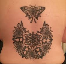 butterfly tattoos to put a big smile on your