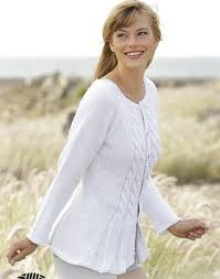 s sweater patterns twist free cable and peplum cardigan knit pattern size