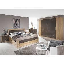 Schlafzimmer Komplett Sonoma Eiche Nachttisch Arona Eiche Sonoma Dekor Hochglanz Lava Home24