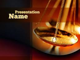 ppt templates for justice scales of justice powerpoint template backgrounds 10837