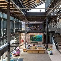 pixar offices pixar animation studios office photos glassdoor