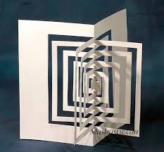 51 best cards with geometric images images on pinterest