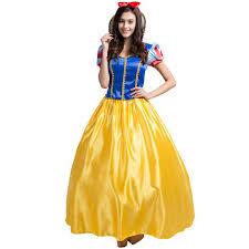 Snow White Halloween Costume Women Cheap Snow White Costumes Adults Aliexpress