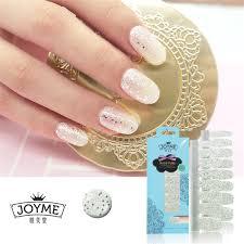 aliexpress com buy 2017 bling bling nail polish strips 3d