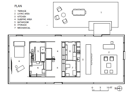 small guest house floor plans lm guest house by desai chia architecture