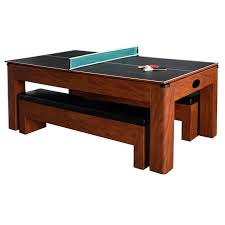 Air Hockey Coffee Table Hathaway Sherwood 7 Air Hockey With Table Tennis Reviews