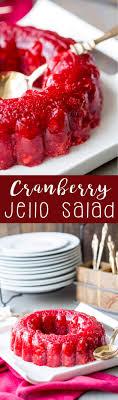 cranberry jello salad eazy peazy mealz
