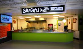 finished interior design project shaggy u0027s famous poutine